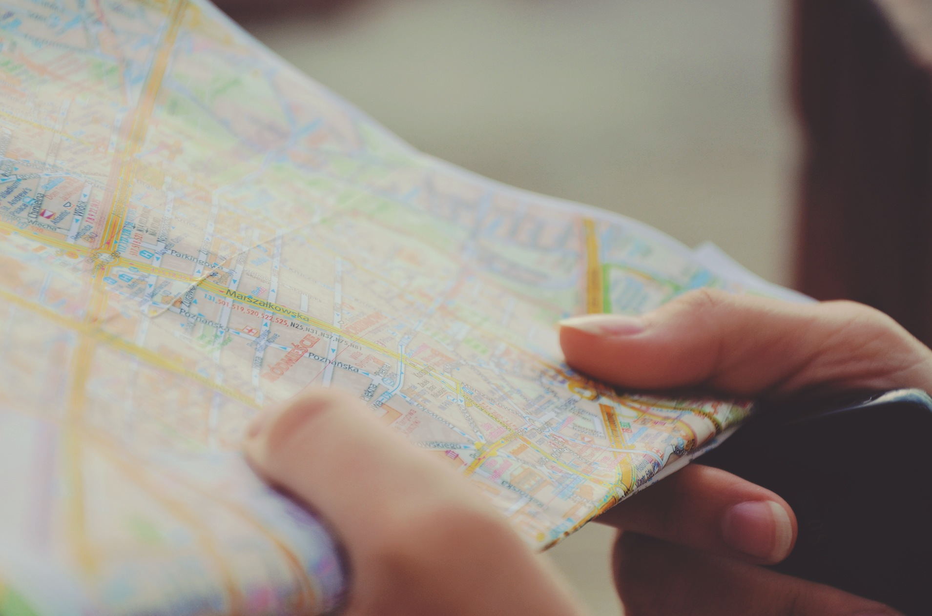 Map your way to success with marketing automation