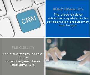 CRM Cloud Key Benefits