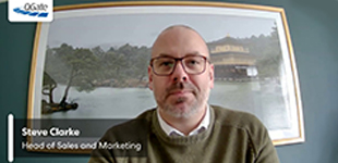 Video Interview - Steve Clarke Head of Sales and Marketing QGate