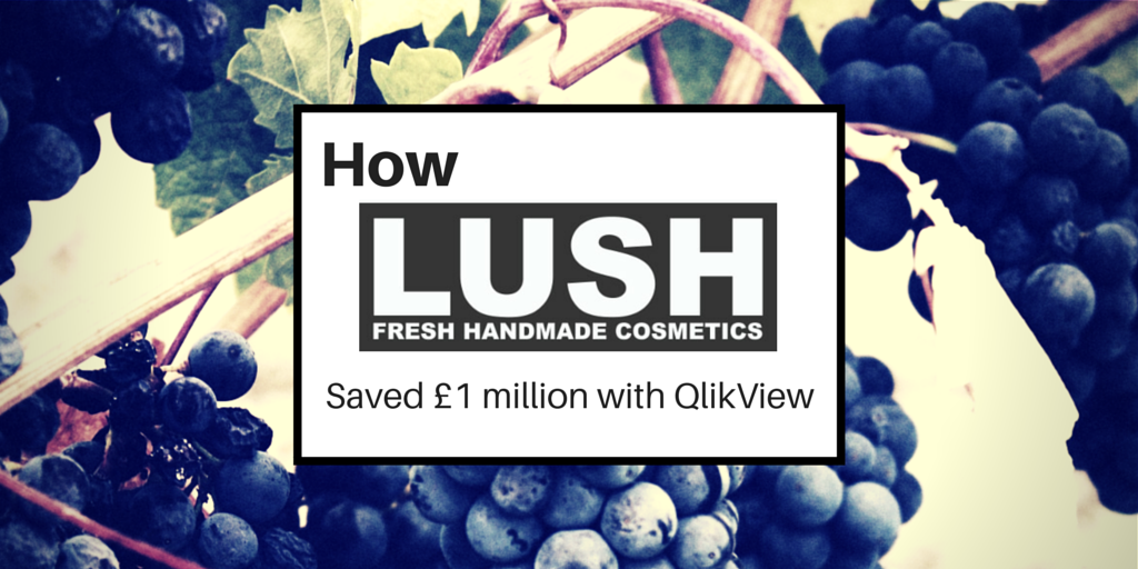 QGate's Customer LUSH Cleans Up!
