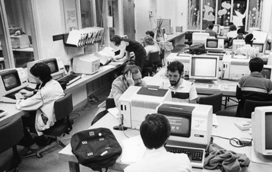 Digital learning in the 1980s