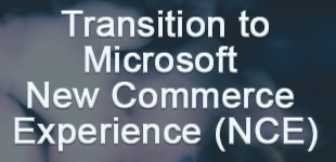 Microsoft New Commerce Experience