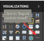Power BI Visualizations Import