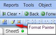 QlikView Format Painter