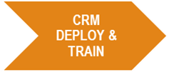 CRM success project deployment
