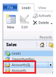 Check for duplicates in the site map of Microsoft Dynamics CRM 2011