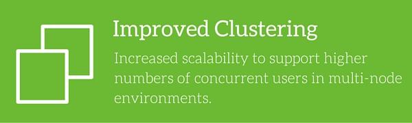 improved clustering