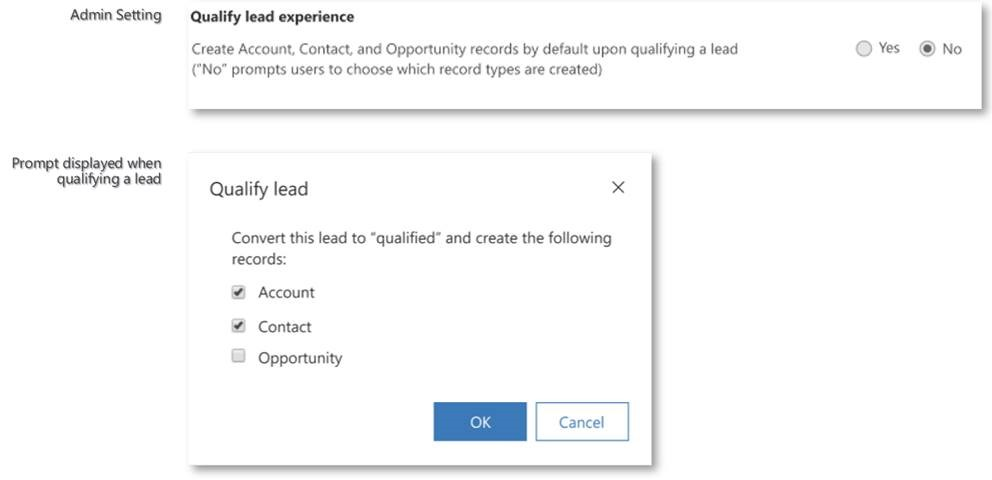 Dynamics 365 Wave 2 - Simplified Lead Qualification