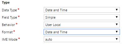 Last Activity Type Detail