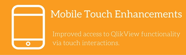 touch interactions